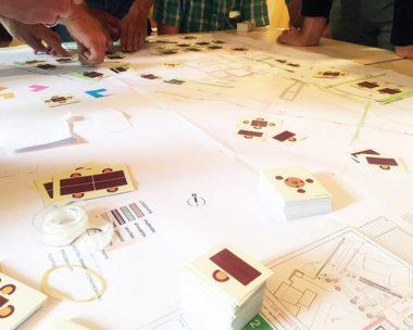 theLivingCore Projekt mit Tomaselli B12 Innovation Büro