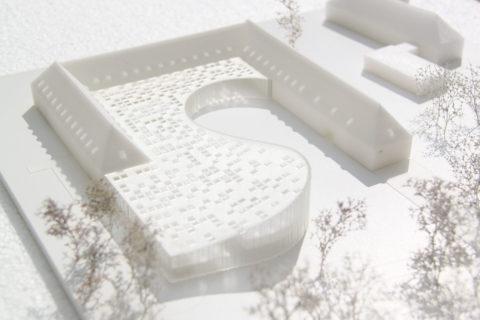 theLivingCore Projekt mit Zeppelin Universität Architekturwettbewerb