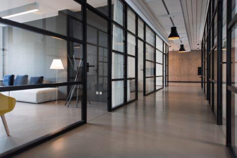 Das Büro als Besinnungsort, so Thomas Fundneider von den Bürogestaltern von theLivingCore