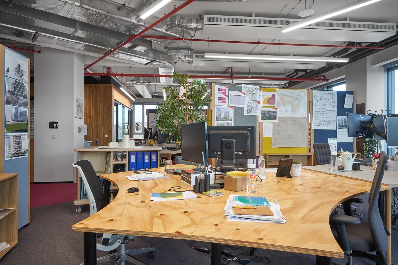 HB Reavis Project Islands Enabling Spaces