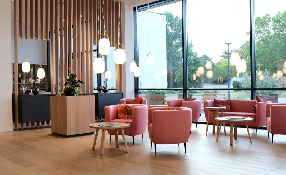 Kurhaus Marienkron lounge